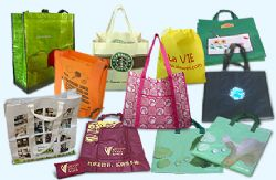 Bolsas. Shopping bags